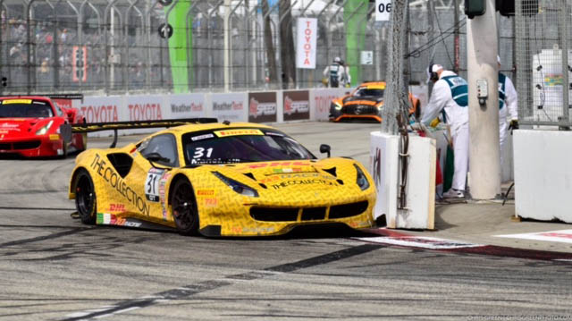 Second appointment of the GT Sprint series