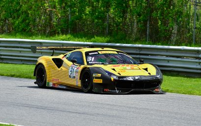 Third appointment of the GT Sprint series