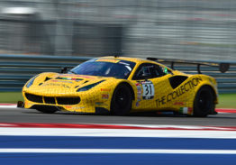 Last round of the Pirelli World Challenge championship