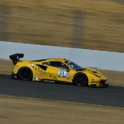 Daniel closes the season with a pole position
