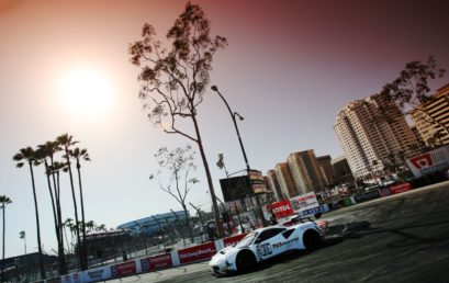 Memorable victory at the Long Beach Toyota Grand Prix