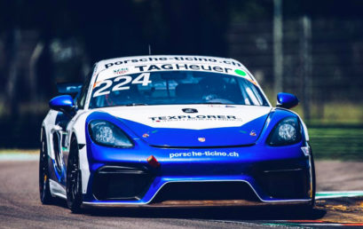 Finale Porsche Suisse Cup