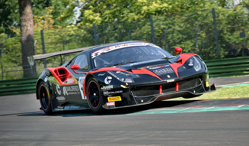 The Easyrace team will hire Mancinelli at Imola