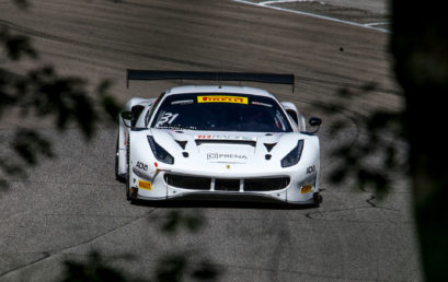 Pirelli World Challenge last appointment