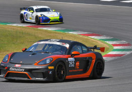 Next appointment at Mugello with the CIGT Endurance