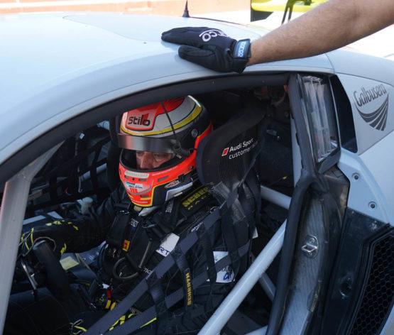 CIGT 2020 is starting with the Audi Sport Italia Team