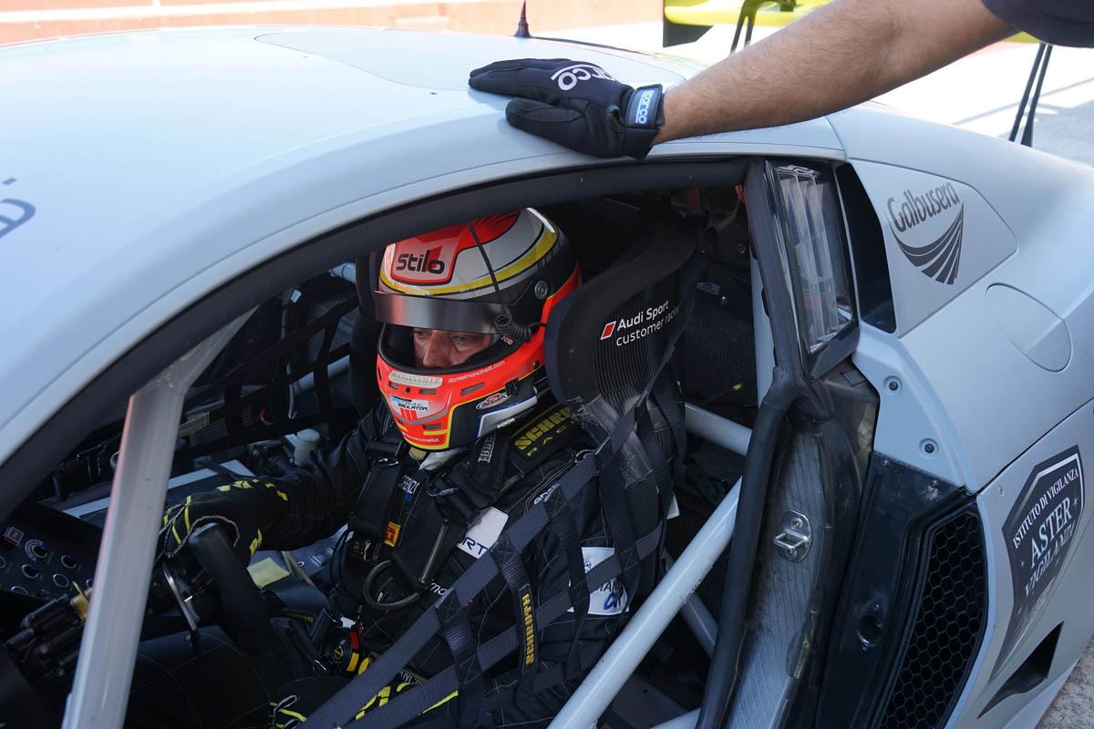 Al via il CIGT 2020 nel team Audi Sport Italia