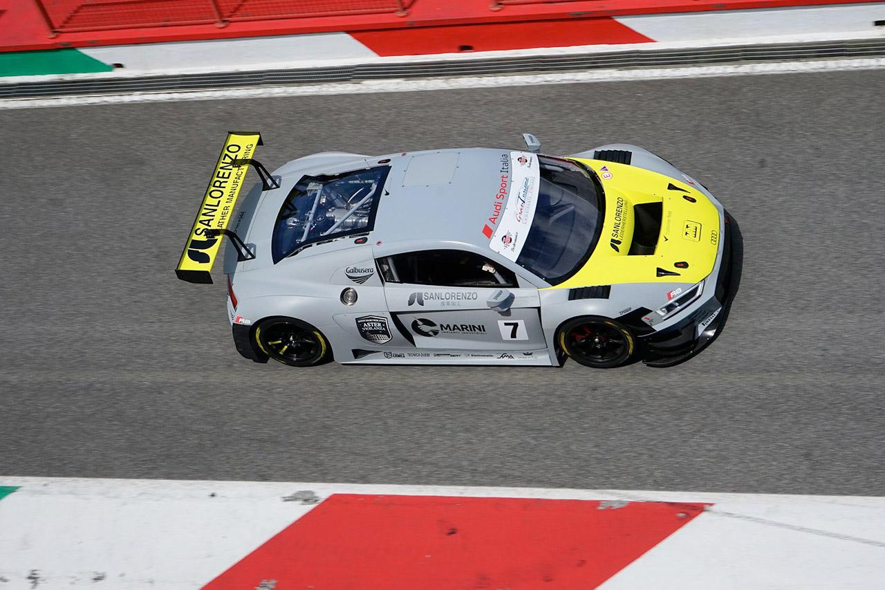 Italian Gran Turismo Championship Mugello