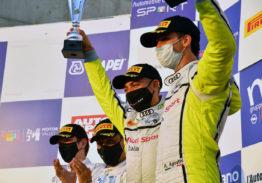 Una nuova conferma per Daniel ed il team Audi Sport Italia