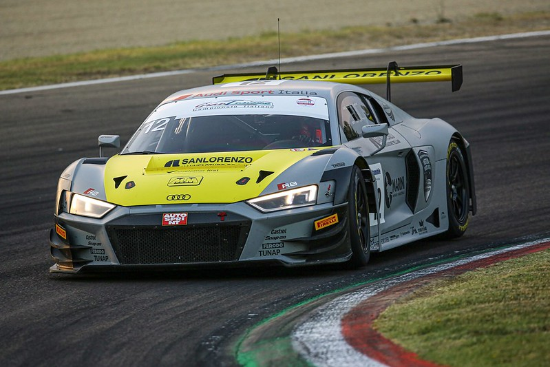 Vallelunga target: come back to the top of the championship