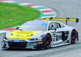 Prima vittoria per Daniel e titolo CIGT Sprint per Audi Sport Italia