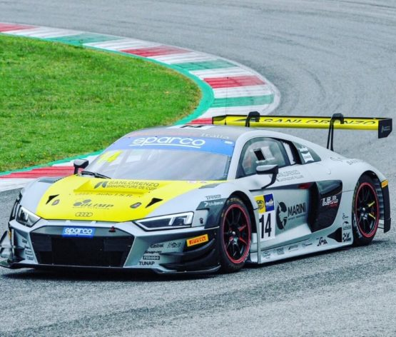 First victory for Daniel and CIGT Sprint title for Audi Sport Italia